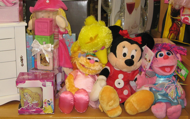 Toys for Kids - Minnie