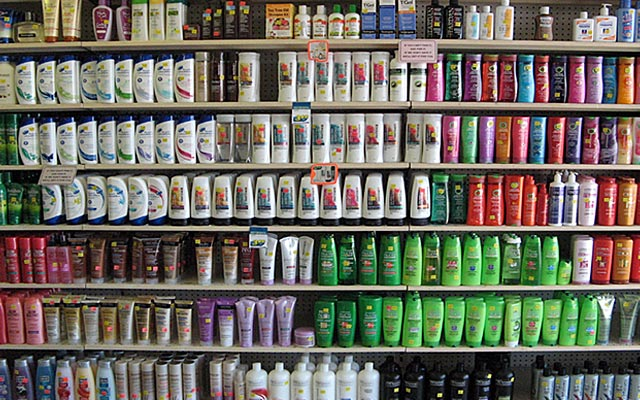 Health and Beauty Aisle - Deodorant