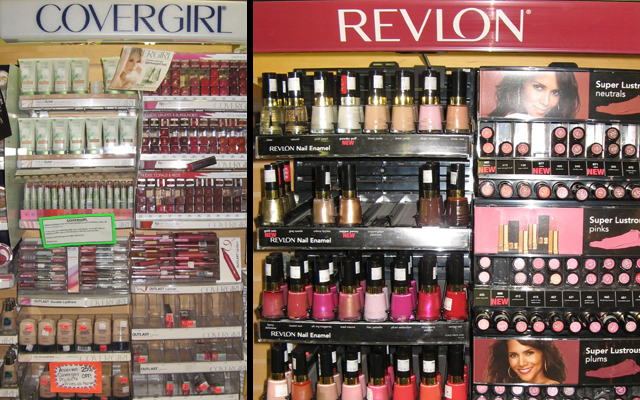 CoverGirl® and Revlon®